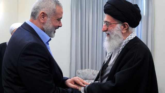 Hamas: Terima Kasih Iran Atas Bantuan Senjata Militer & Uang