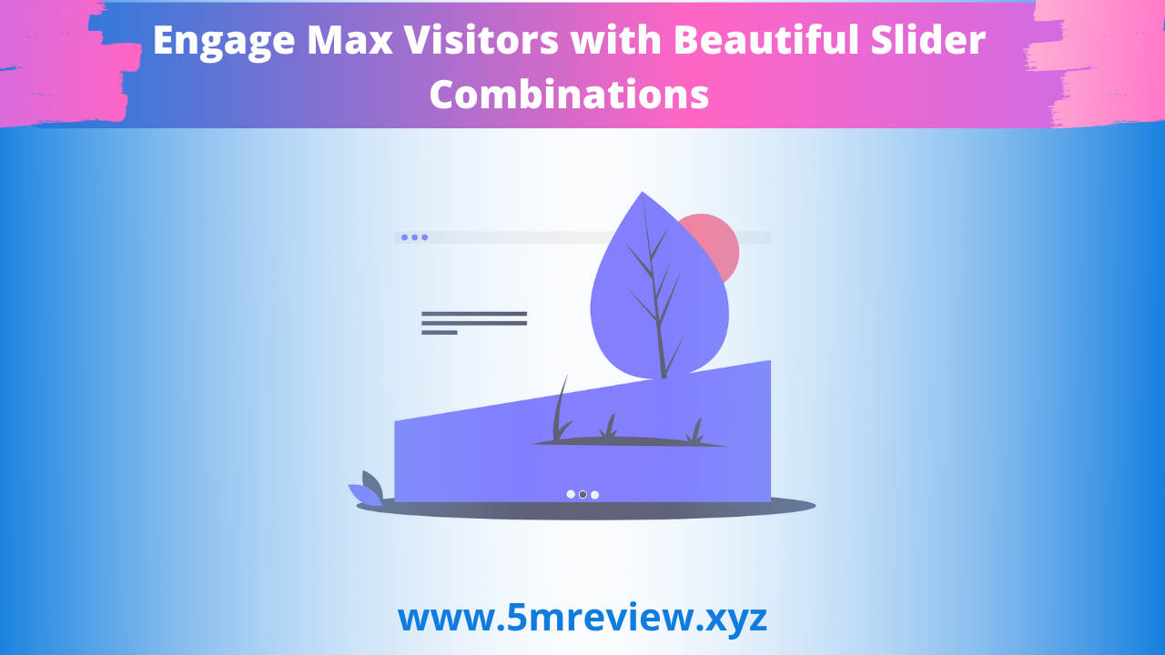 WebSuitePro Engage Max Visitors with Beautiful Slider Combinations