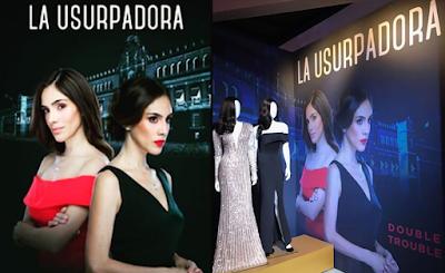 Estreno de La Usurpadora (2019)