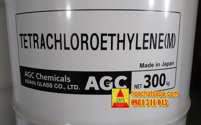 Tetrachlorethylene - Perchloroethylene (PCE)