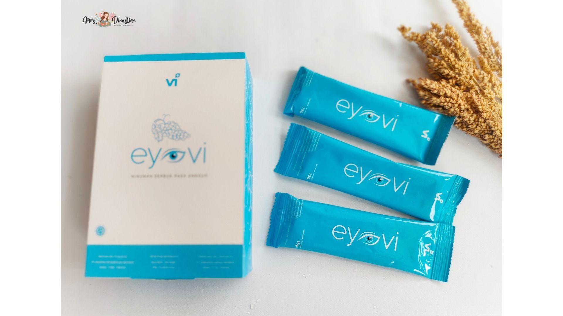Eyevi, Nutrisi Kesehatan Mata