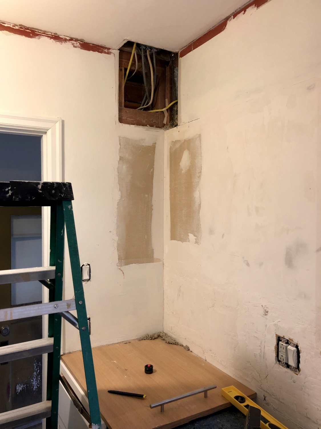 How hard is it to install kitchen cabinets?? The exciting ...