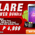 ONLINE DEAL: Cherry Mobile Flare Power Bundle for only Php4,999!