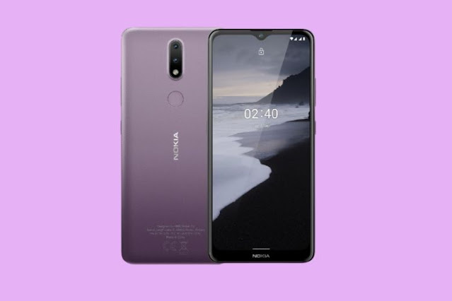 Review Nokia 2.4 Terbaru 2020