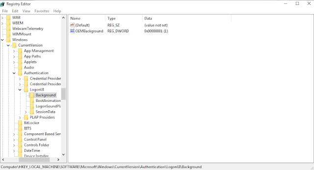 Cara Mengganti Background Logon Windows 7 Tanpa Aplikasi