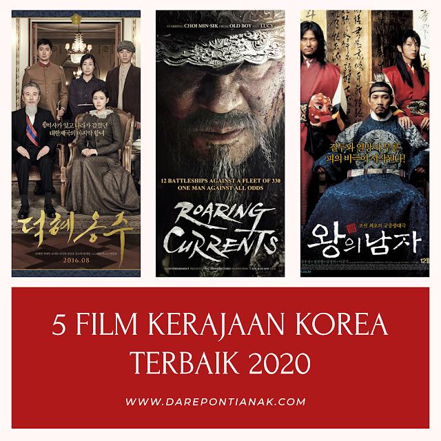 5 Film Kerajaan Korea Terbaik 2020