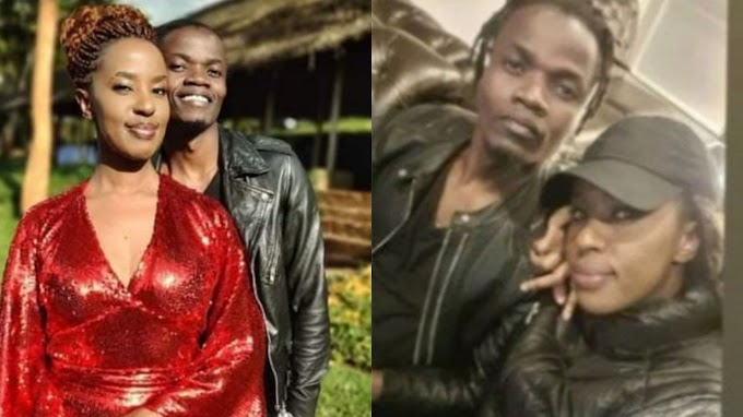 Singer Juliani Receives Death Threats Over Relationship With Lilian Ng'ang'a