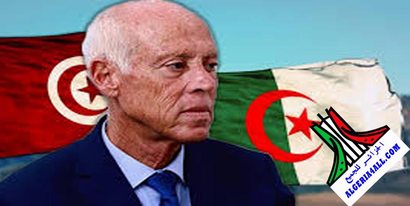صور الرئيس التونسي قيس سعيد