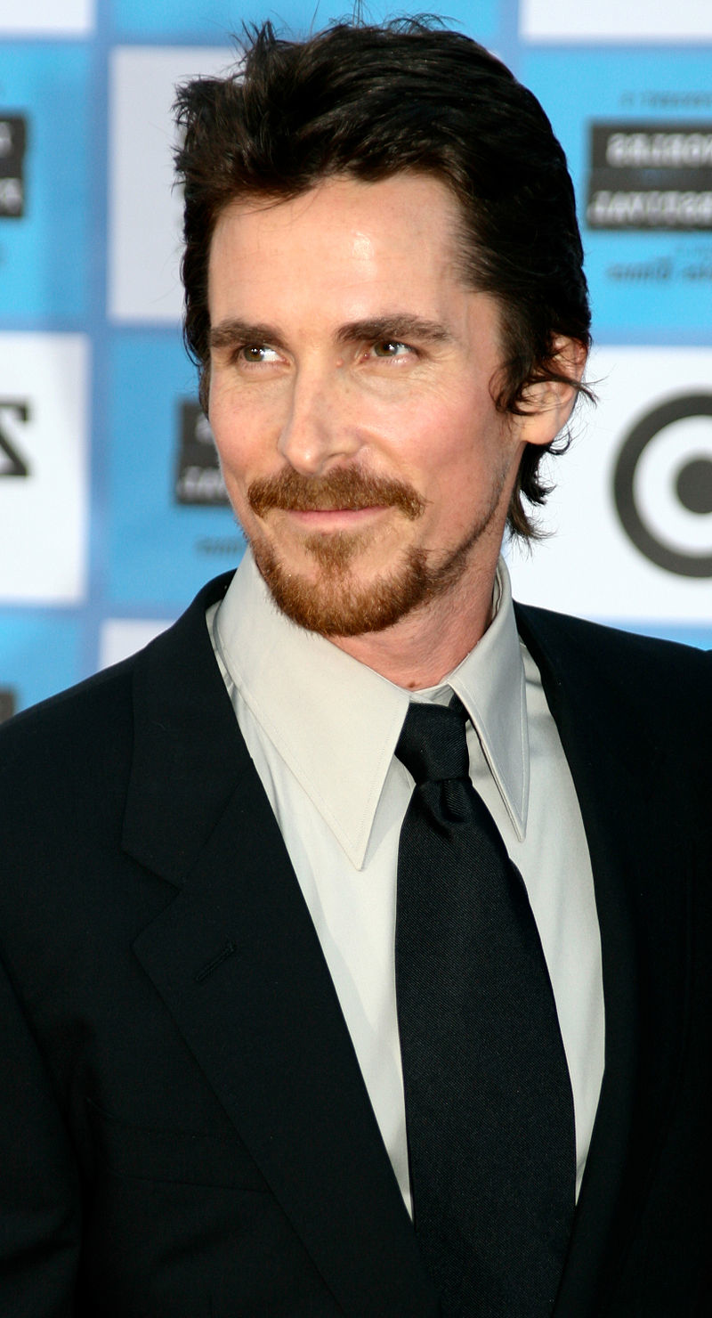 GURU JAY Why Christian Bale Is A Top 5 Actor