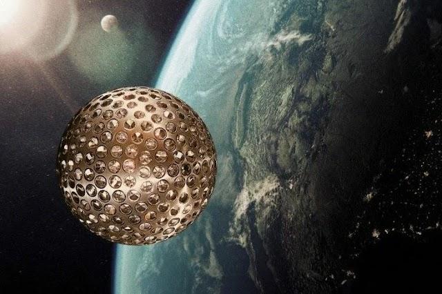 Самый красивый спутник, вращающийся над Землей, помогает измерить форму нашей планеты