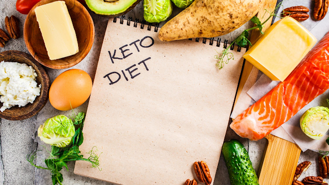 menu diet ketofastosis