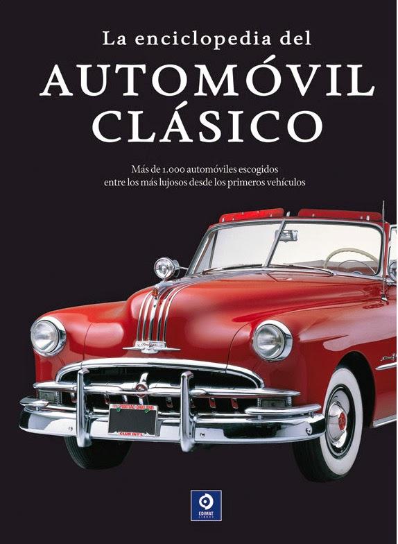 Enciclopedia del automóvil clásico EDIMAT