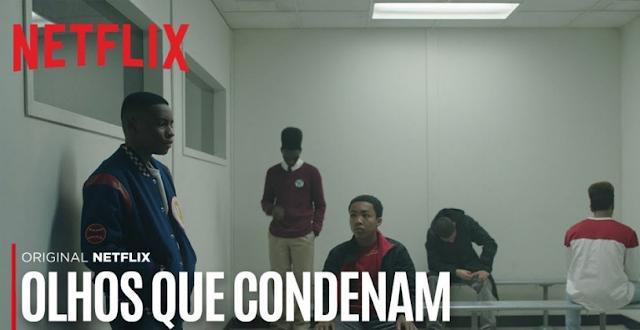 Olhos que Condenam: Minissérie sobre jovens negros que tiveram suas prisões forjadas pela policia