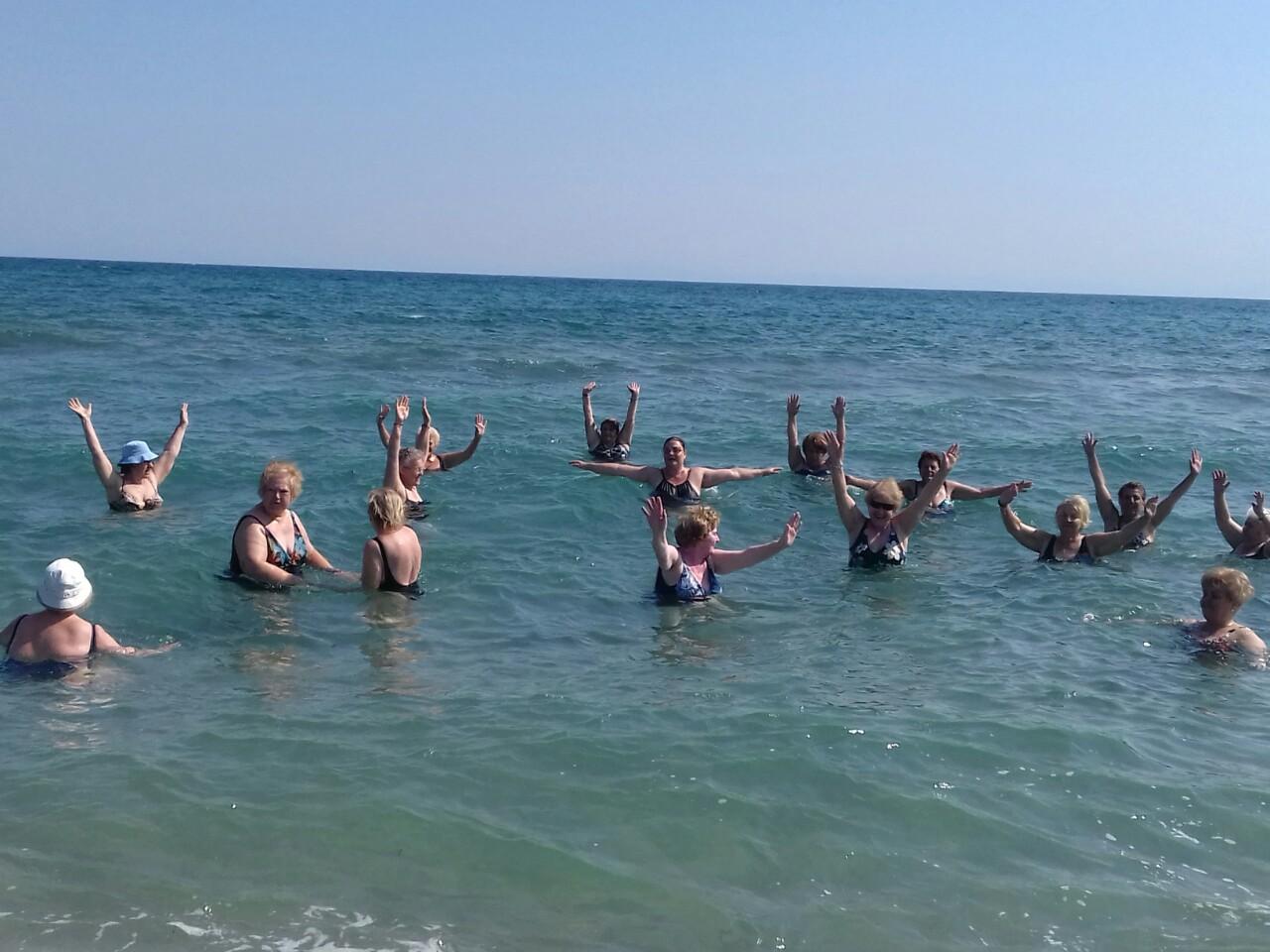 Δωρεάν θαλασσινά μπάνια για τα μέλη των ΚΑΠΗ Λάρισας