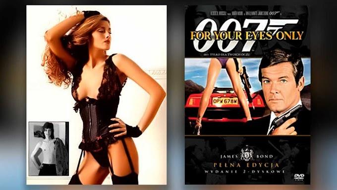 Uma das 'bond girls' de 007 era transexual