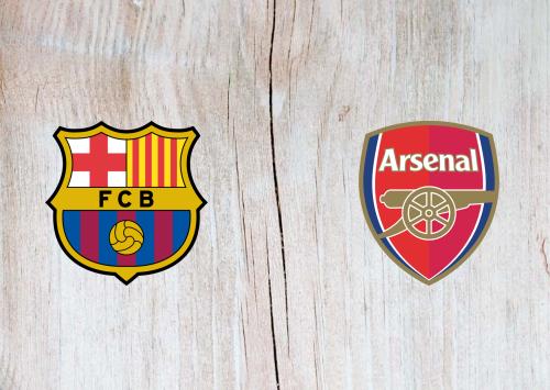 Barcelona vs Arsenal -Highlights 4 August 2019