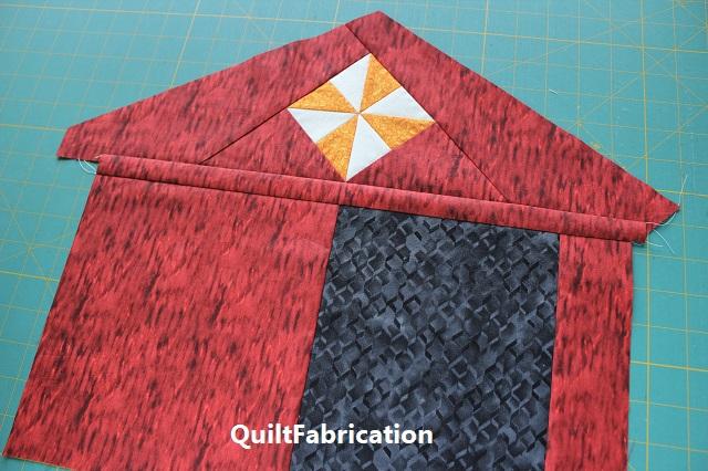 pinwheel barn quilt