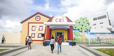 Norte e Nordeste: Ceará tem o melhor índice de crianças matriculadas em creches