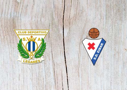 Leganes vs Eibar - Highlights 26 January 2019