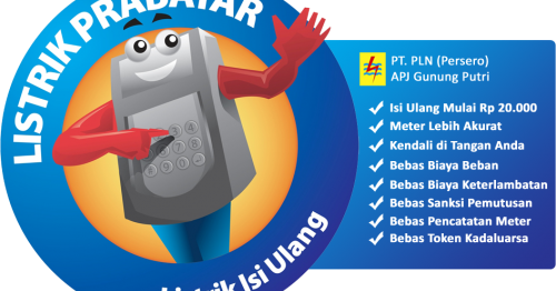 Keuntungan Menggunakan PLN Prabayar | PULSA ABI RELOAD