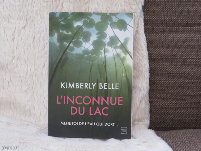 avis lecture l'inconnue du lac kimberly belle