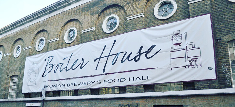 boiler house food hall manger a Londres plaisir papilles