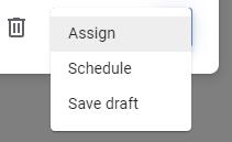 Mengirim tugas di google classroom