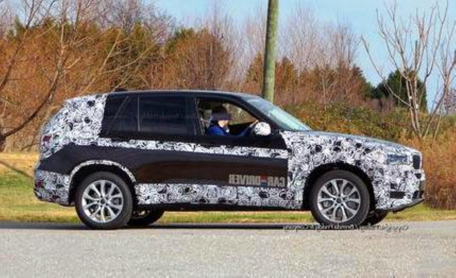 2014 Bmw X7 Car Wallpaper High Quality