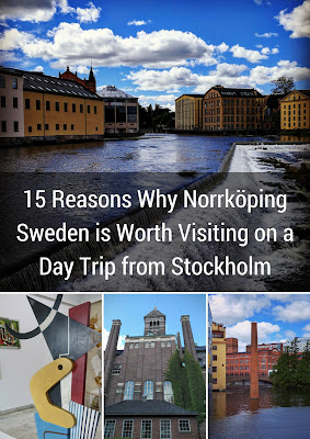 15 Reasons to Visit Norrköping Sweden on a Day Trip from Stockholm