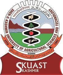 SKUAST Microbiology/Immunology Faculty Jobs