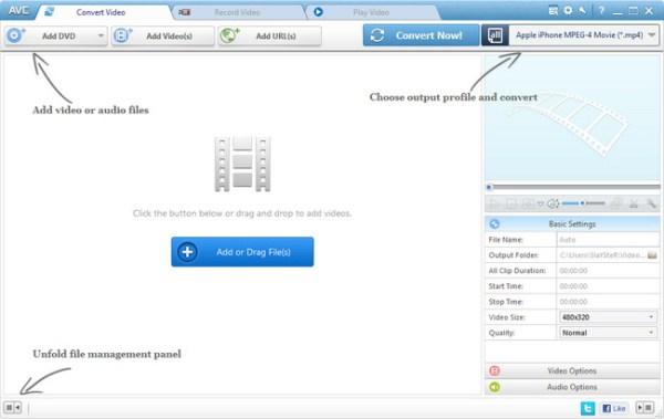 الاصدار الجديد من برنامج تحويل الفيديو | Any Video Converter Ultimate 6.3.5