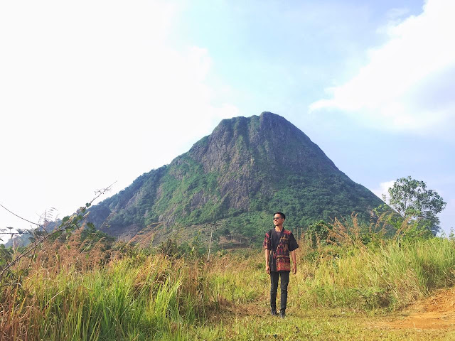 Spot foto di Gunung Batu Jonggol