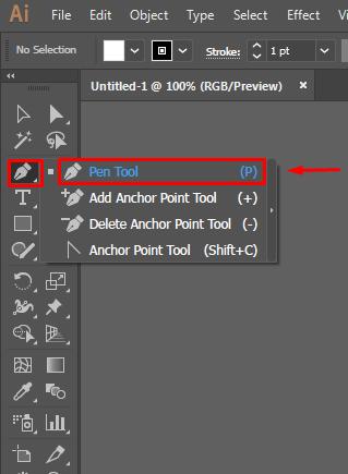 Tutorial Cara Menggunakan Pen Tool Di Adobe Illustrator Untuk Pemula
