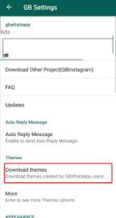 Tips Mengganti Tema WhatsApp Keren Tanpa Root