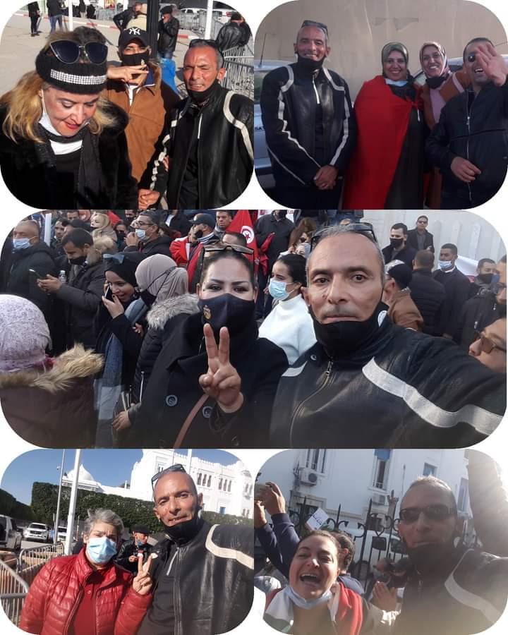 هنا نابل/ الجمهورية التونسيةالغضب الساطع آت لأعوان العدلية سجل يا تاريخ يوم 25 ديسمبر 2020