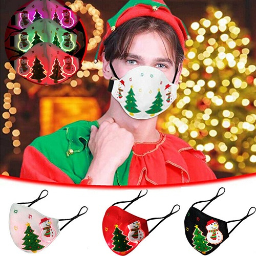 Christmas Glowing Mask- Aliexpress Best Find