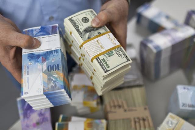 أثرياء العالم أموال البنوك السويسرية