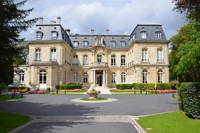 Los más lujosos y mejores hoteles del mundo, Hotel Château Les Craayères