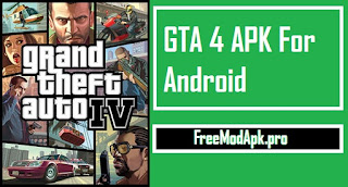 GTA 4 APK For Android