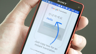 Google Translate now works from within any Android app