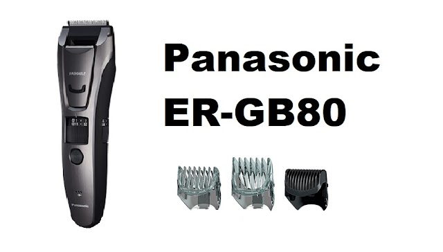 Panasonic ER-GB80 trimmer - consumer feedback