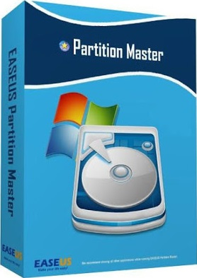 EASEUS Partition Master 11.9 Technician Edition poster box cover