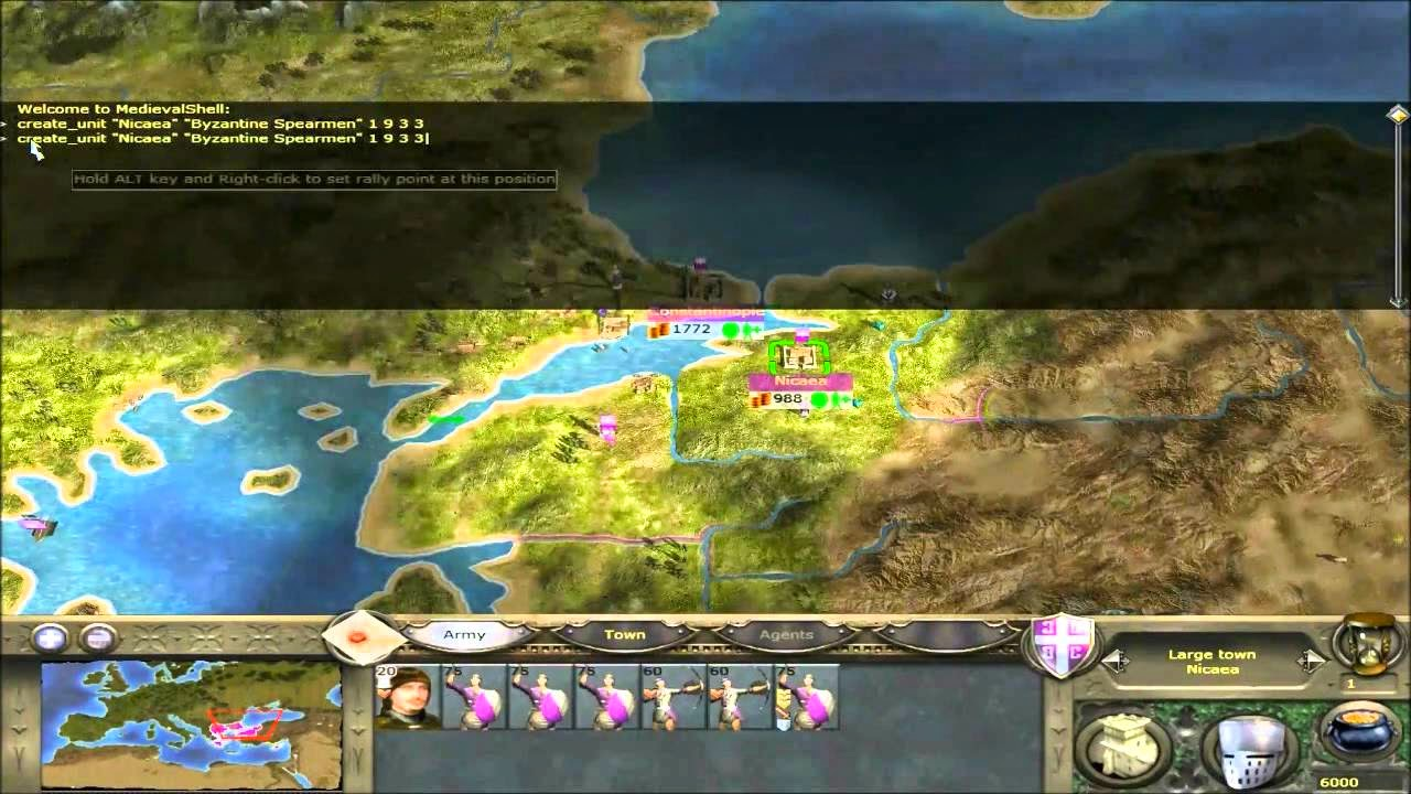 Medieval II: Total War Hileler