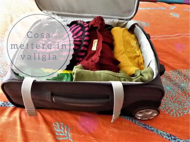 Cosa mettere in valigia per un viaggio