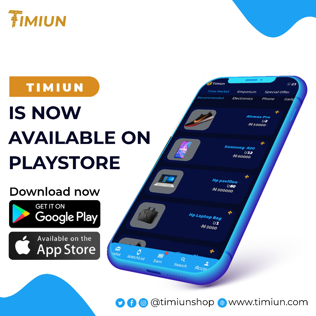Timiun apk download upxit