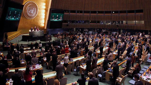 La Asamblea General de la ONU exige el cese de hostilidades en Siria y el asedio de Alepo