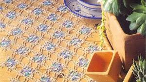 Una carpeta fuera de serie al crochet - patrones en español