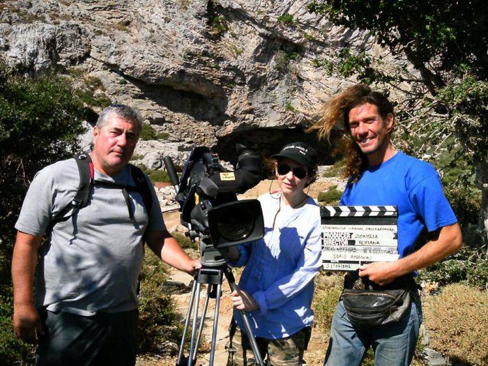 Μια κινηματογραφική ανασκαφή στη Μινωική Κρήτη: Ντοκιμαντέρ για τον Γιάννη Σακελλαράκη