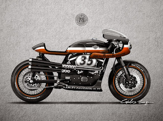 sportster xltt sketch by rock solid motorcycles
