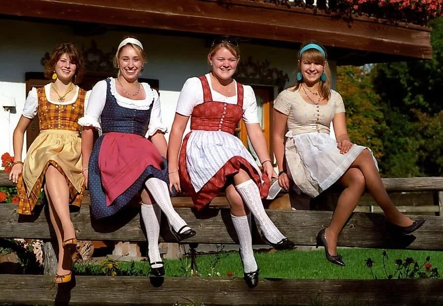 The Oktoberfest is the world's largest Volksfest.